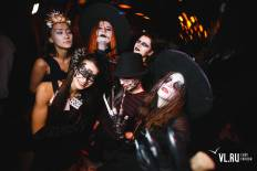 Фотоотчет Мумий Тролль Music Bar: Halloween: Party Monster. Суббота, 28 октября. Изображение 7