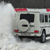 Mercedes-Benz G55 — newsvl.ru