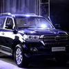 Внедорожник Toyota Land Cruiser 200  — newsvl.ru