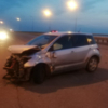 Водитель автомашины Toyota Ist, двигаясь по улице Маковского, не справился с управлением и совершил столкновение с попутной автомашиной Nissan Safari — newsvl.ru